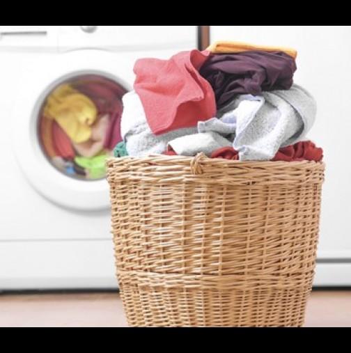 След това никога няма да пускате вече прането на 60 градуса