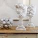Снежна приказка във вашия дом: Интересни идеи за коледната украса (Галерия)