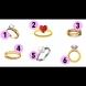 Изберете пръстенът, който най-много Ви харесва и разберете какво се крие в дълбочината на вашата душа