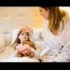Бързо сваляне на висока температура при дете