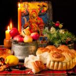 Честита Коледа! Имен ден празнуват 40 прекрасни имена! Ето и какво трябва да има на трапезата