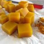 Бонбони от мед и куркума-Перфектна комбинация за болното време