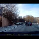 Жената пада жестоко на леда… Но дойде най-изненадващия спасител