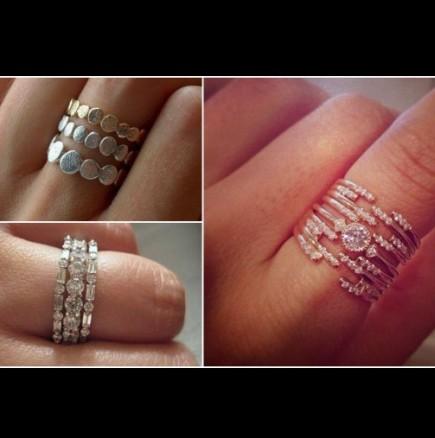 Най-модерните пръстени за 2018, които веднага ще пожелаете! (Галерия)
