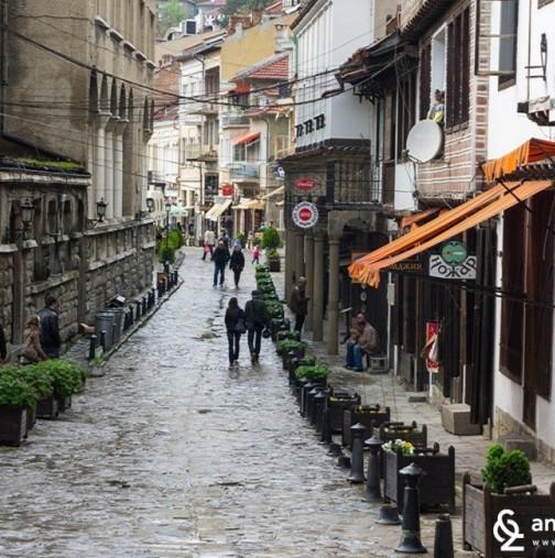 Вижте, къде се намират най-късата и най-дългата улица в България