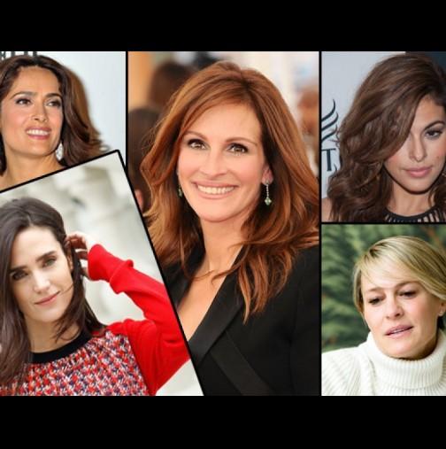 cc7eecdf789 Кой е идеалният цвят на косата за жени на възраст над 40 години ...