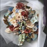 Прилича на истински букет от цветя, но 100 % няма да познаете какво е всъщност (снимки)