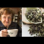 Аз съм вече на 65 години, а не съм стъпвала в болница! Само три пъти седмично пия този чай!