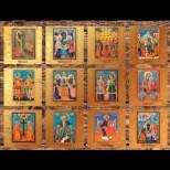 Църковен календар 2018 за всички месеци и празници за тази година