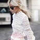 Тези романтични и нежни блузи ще бъдат хит за пролет 2018 - веднага ще поискате да си купите! (Галерия)