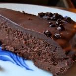 Шоколадова торта, която върви прекрасно със сутрешното ви кафе