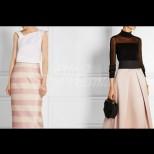 Те ще са на мода 2018: 10 дълги поли, които изглеждат скъпарски и ви карат да се чувствате първа класа