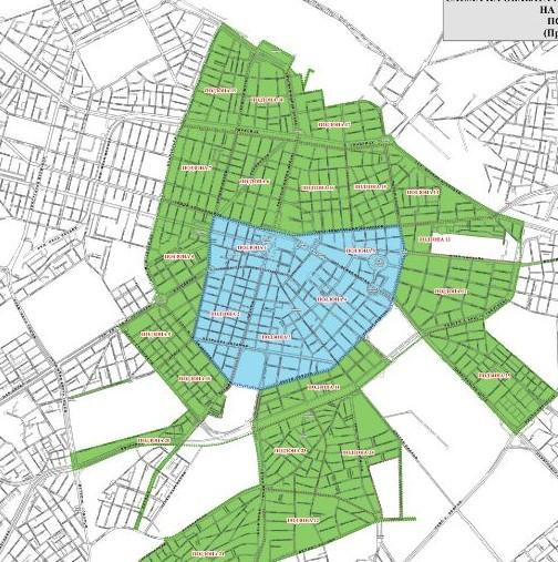"""Ето кои нови квартали обхващат районите с паркиране """"Зелена зона"""""""
