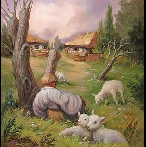 Какво видяхте първо на снимката? Този тест ще ви разбие направо! Разкрива всичко за връзките ви