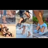 Обувки и сандали, които ще обожаваме през лято 2018! 13 хит предложения за сезона (Снимки)