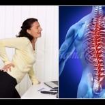 Болката в гърба се усилва и става непоносима, само като се изправите