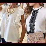 Модни блузи за 2018