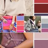 Когато трябва да излизам и не знам какво с какво се отива-Опирам се до този съвет за идеалното съчетание на цветовете