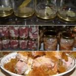 Запишете рецептата, преди да сте я изгубили-Това е истинското месо, което баба ми пращаше, докато учех!