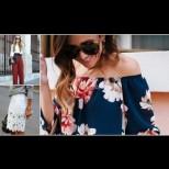 4 стилни комбинации за пролет и лято 2018 (Снимки)