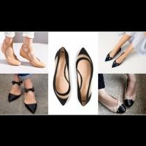 18 чифта обувки, които станаха хит за пролет 2018 и в които ще се влюбите (Снимки)