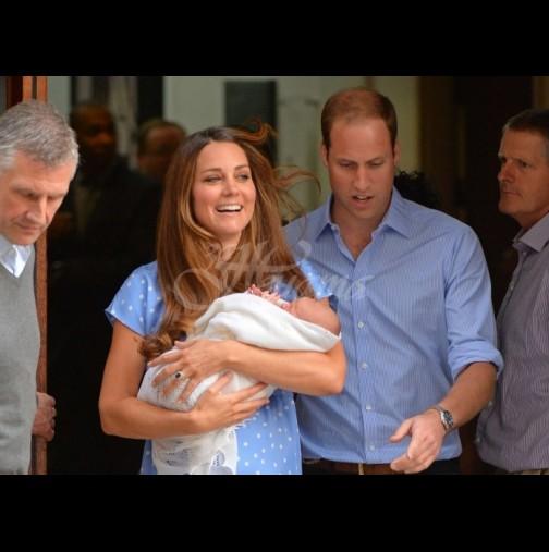 Кралското бебе пристига този месец, но цената на раждането изненада целия свят