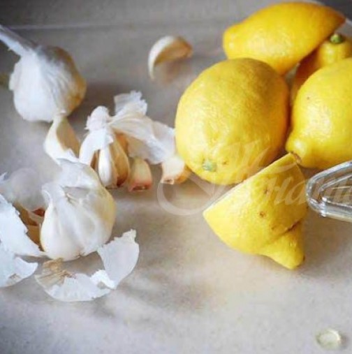 Чесън + лимон - комбинация, която разтваря мастните наслоявания и премахва токсините (видео)