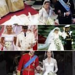 13 от най-прекрасните кралски сватбени снимки от миналия век до наши дни