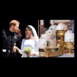 Какво не видяхме по телевизията? Тайните на сватбата на Меган и Хари (снимки)