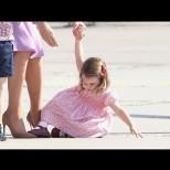Великолепни снимки, от които няма да откъснете поглед-Принцеса Шарлот навърши 3 години