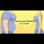 Радикален метод за сваляне на 2-3 размера в дрехите в порядъка на 2 седмици