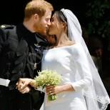 Сватбеният букет крие тайна: Ето малките детали, с които Хари и Меган отдадоха чест на принцеса Даяна!