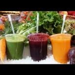 10 здравословни рецепти за прясно изцедени сокове, които съживяват тялото и ума, прочистват и предпазват организма