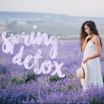Време е за пролетно пречистване на тялото ви!