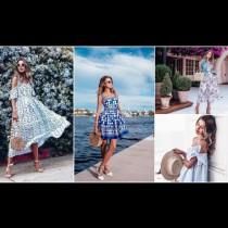 Подготовка за лятото: Най-красивите модели рокли (Снимки)