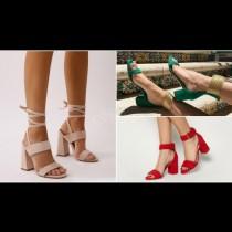 Те се завръщат и са по-красиви от всякога: Модерните сандали за лято 2018 (Снимки)