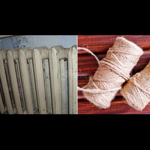 14 идеи как да скриете грозният радиатор вкъщи и да промените интериора си (снимки)