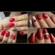 Вечната класика, красота и стил: 10 идеи за маникюр в червено (Снимки)