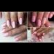 Деликатен, романтичен и изискан: 10 предложения за нежен маникюр в розово (Снимки)