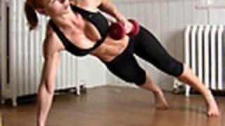 Фитнес - тренировка за дупе