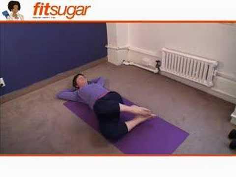 4 минути Упражнения за Паласки и Целулит