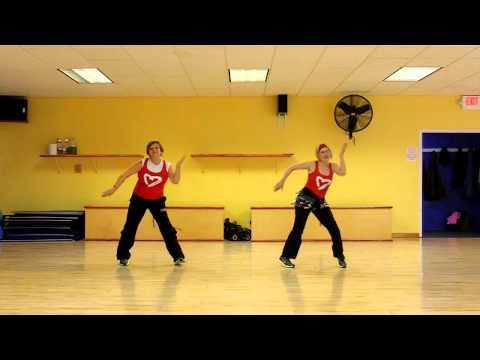 Тренировка Зумба - Shakira, Loca
