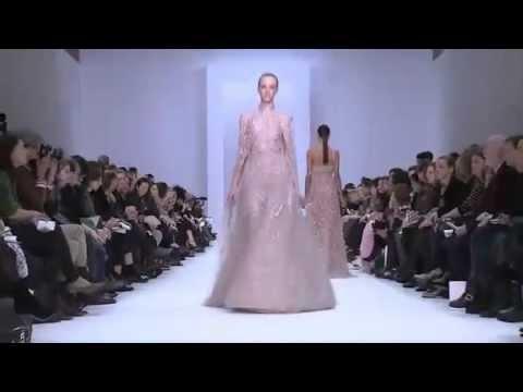 Модно ревю Elie Saab Haute Couture Пролет Лято 2012