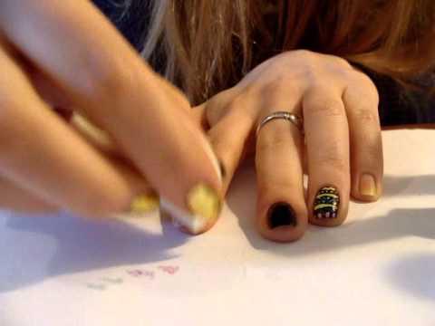 Как да си направим пастелен маникюр