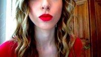 Как да постигнем ефекта перфектни червени устни