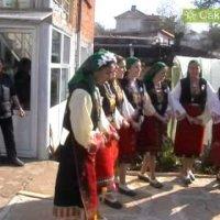 Лазаровден и Цветница - Лазарки в село Мрамор