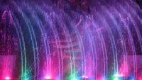Фонтан в мол Гранд Индонезия-Джакарта