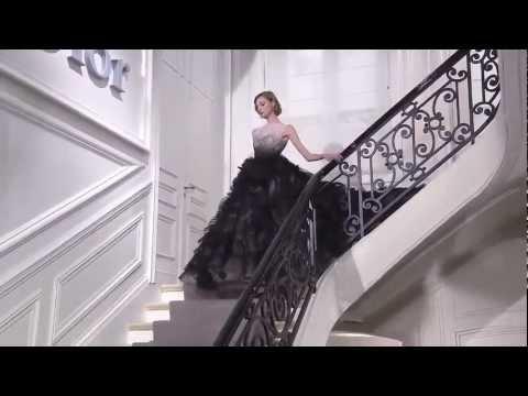 Модно ревю Christian Dior Haute Couture Пролет/Лято 2012 част 2