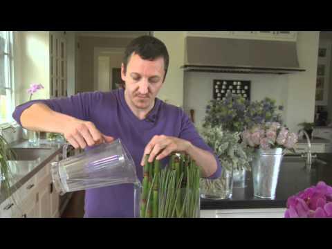 Как да направим дълготрайна декорация за дома с цветя