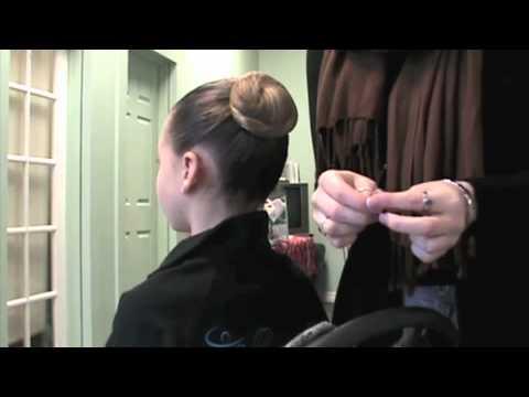 Как да си направим класически балетен кок